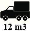 Véhicule conseillé 12m3