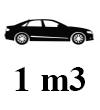 Vehicule conseillé 1m3