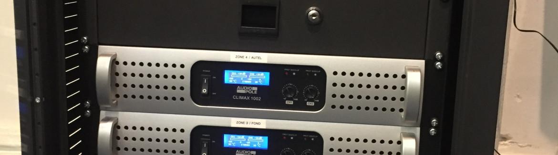 Automation système audio